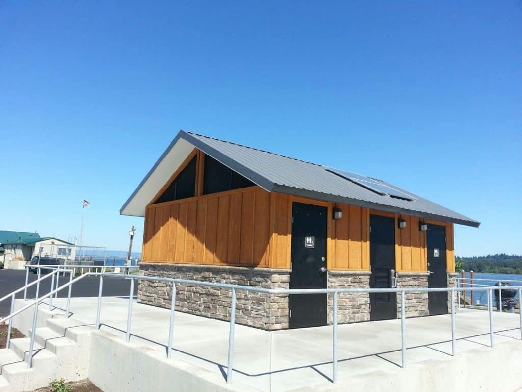 Energy Efficient Options in Public Restrooms