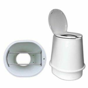 Vault Toilet Riser