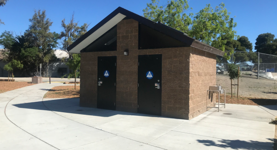 Exterior Drinking Fountains