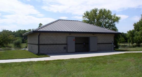 Andover - Storm Shelter Restroom Building