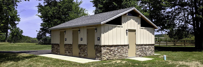 Individual Unisex Rest Rooms