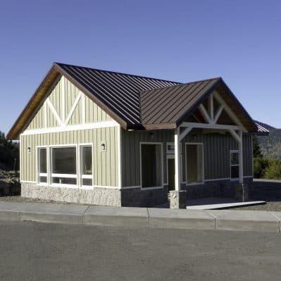 Custom Multi Purpose Building for Sales