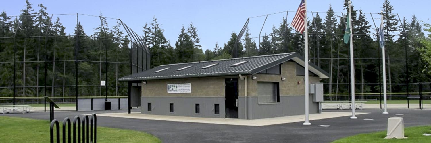Sports Complex Concession Stand
