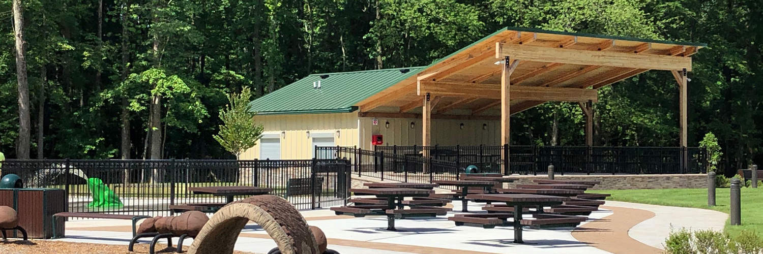 Community Concession with Amphitheater