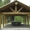 Model 3001 Log Pavilion