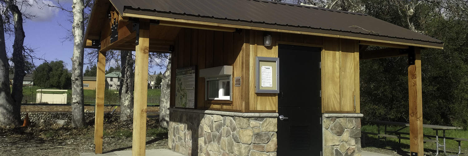Weather Station at Park Trailhead