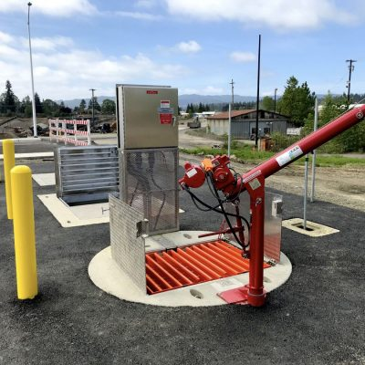 Booster Station Pump for Wastewater